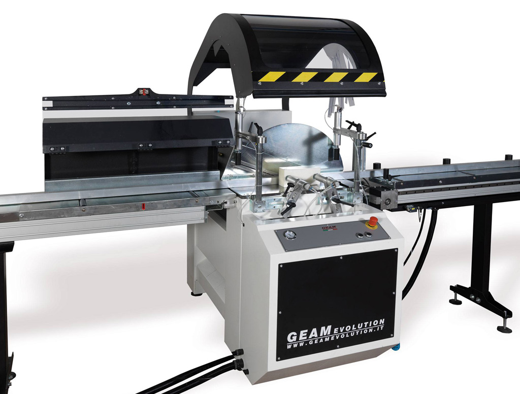 GEAM Marlin CNC 550 Aluminium Profile Optimiser