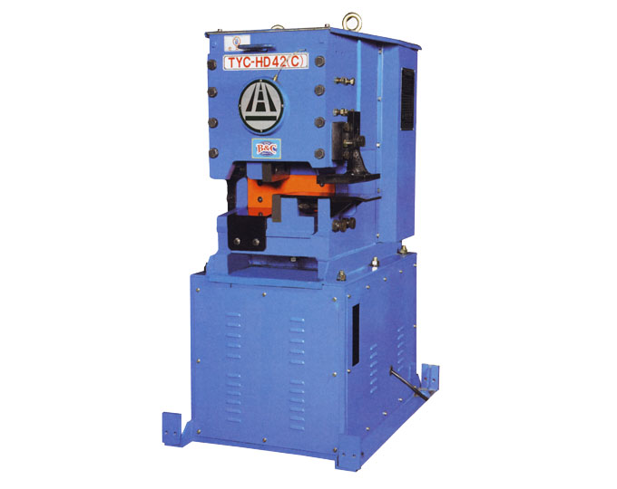 TYC HD42C Reinforcing Steel Bar Cutter