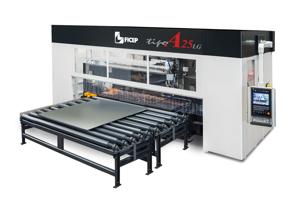 FICEP Tipo A25LG CNC Plate Processing Machine
