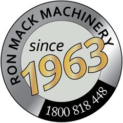 Ron Mack Machinery has been in business for over 50 years