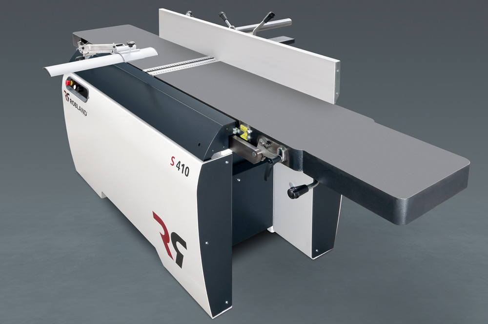 Robland S410 Planer Tables