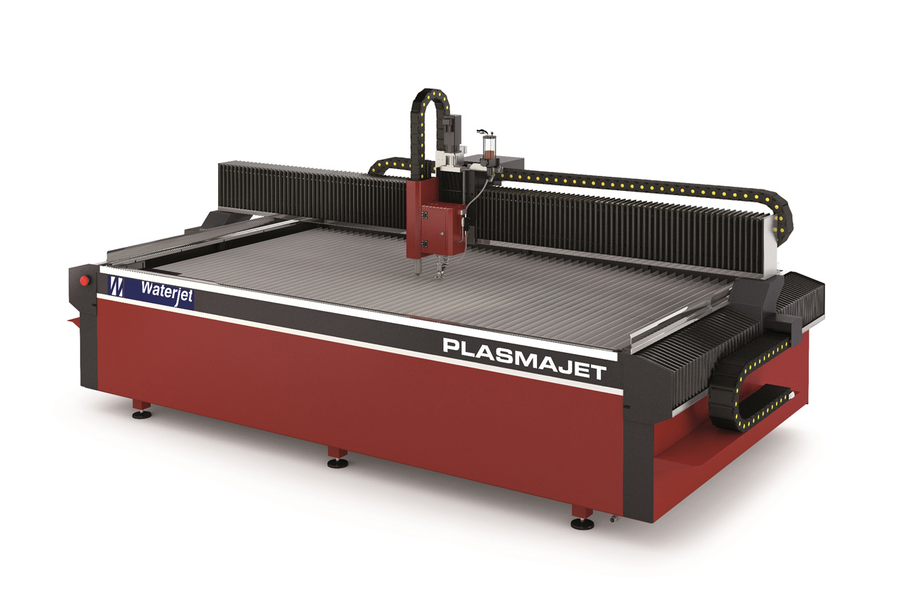 Waterjet PlasmaJet Gantry Type