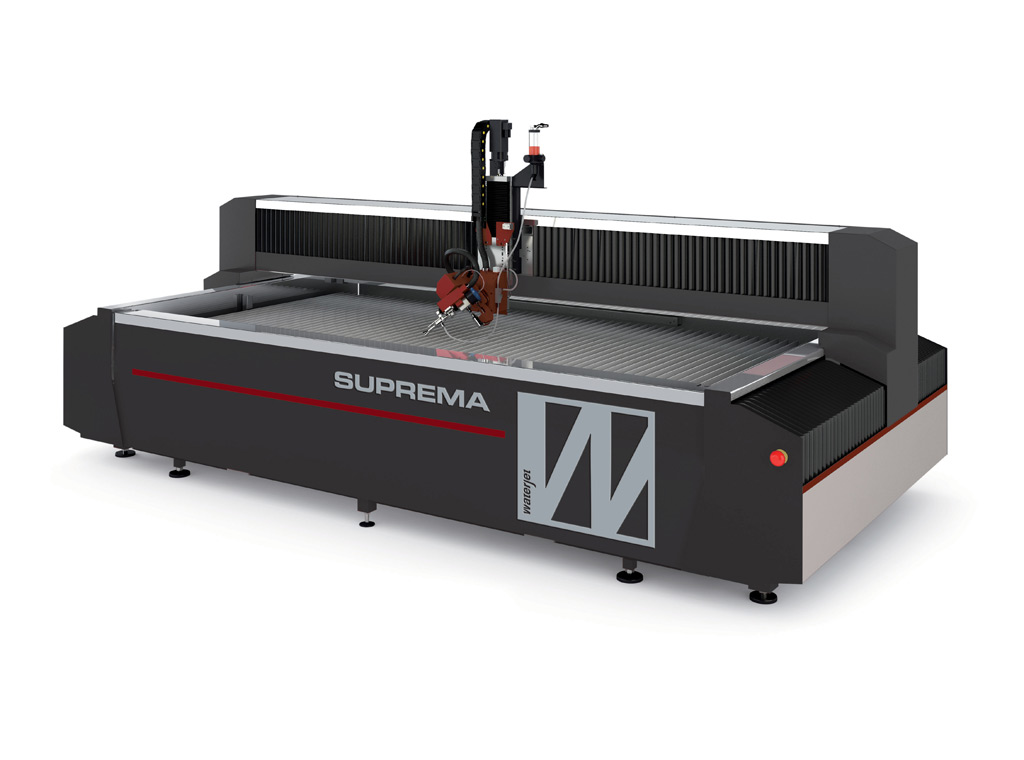 Waterjet CNC Cutting Machines