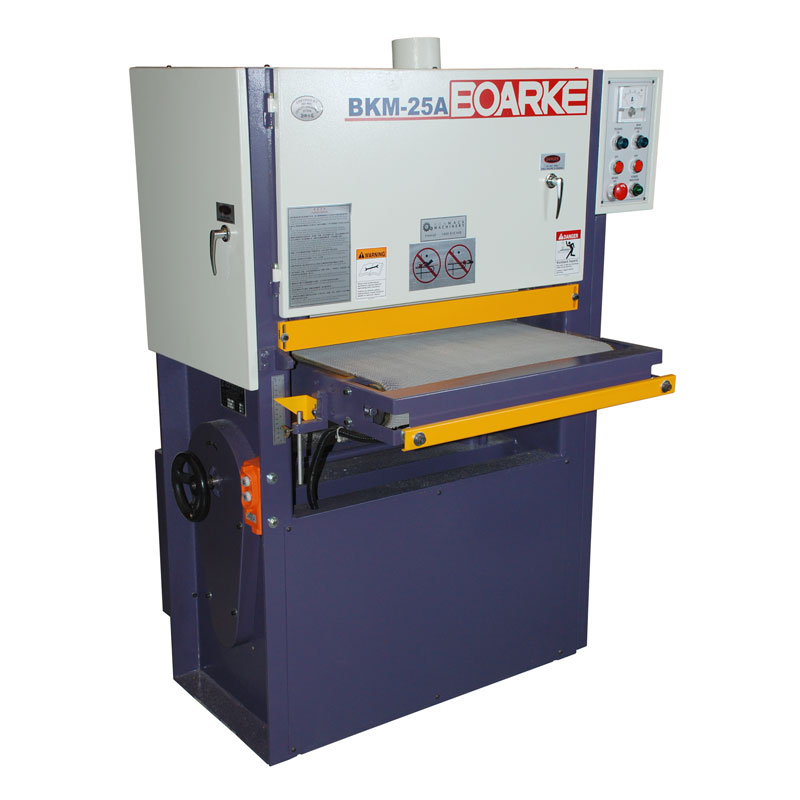 Boarke BKM-25A Wide Belt Sander