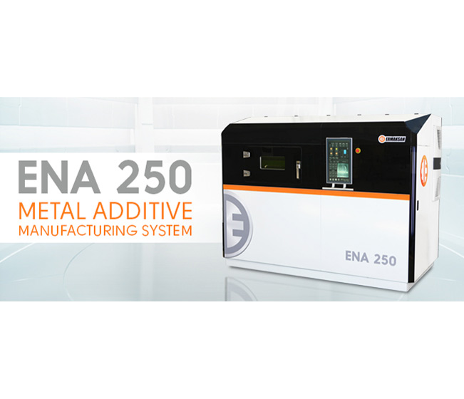Ermaksan ENA 250 Metal Additive 3D Printer