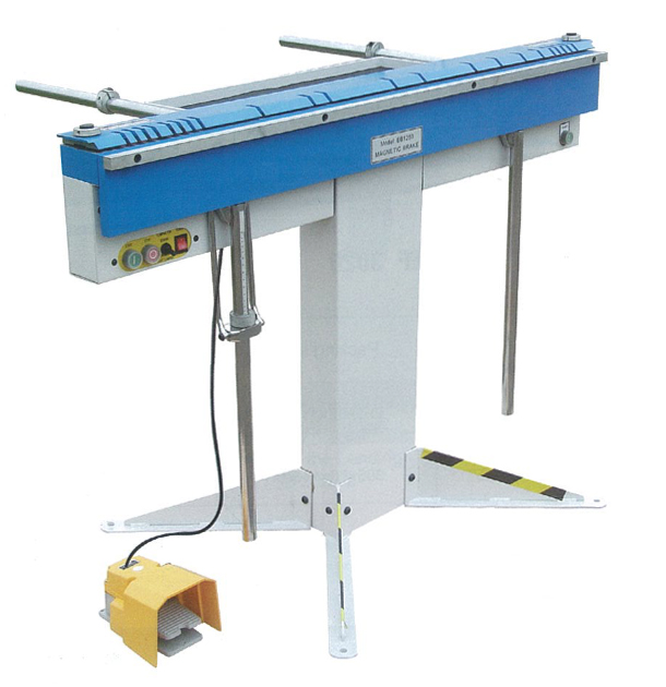 Magnetic Pan Brake | Magnetic Sheetmetal Bender