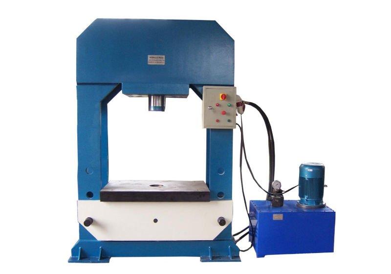 Romac HP-200 Hydraulic Press