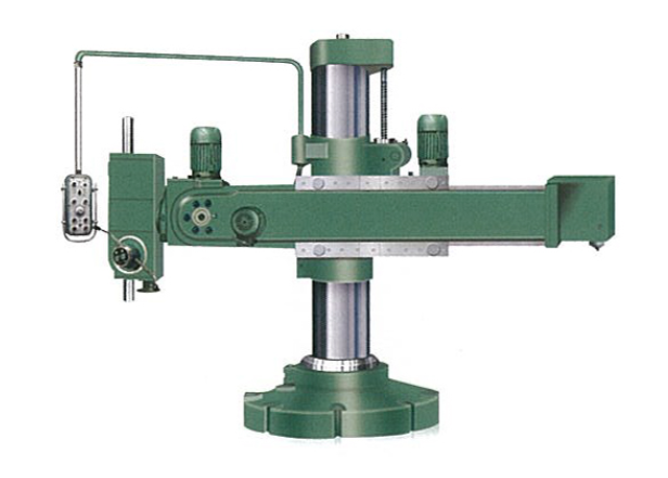 Romac Z31 Series Universal Radial Drilling Machine