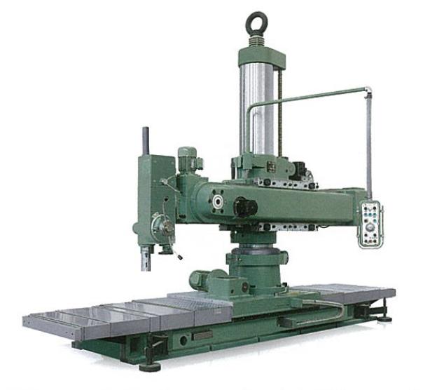 Romac Z35 Series Slide Block Universal Radial Drilling Machine