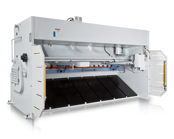 Ermak CNC HVR 3100 - Rear View