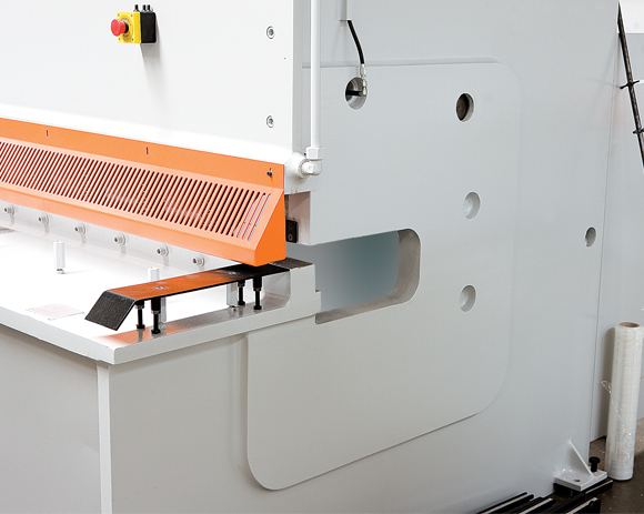 Ermak CNC HVR 3100 - Detail Photo