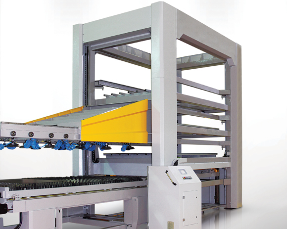 Ermakson Auto-Pallete Table Loader