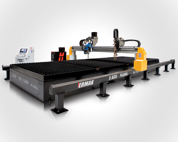 Large Ermak CNC Plasma Machine
