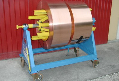Madison As1250 X 1500 Manual Decoilers