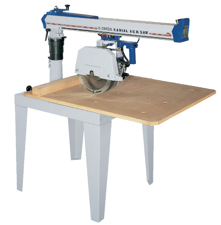 Omga Rn 600 900 Radial Arm Cross Cut Saws