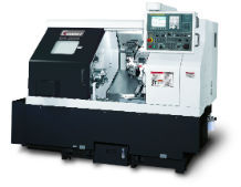 Goodway GA Series CNC LATHES