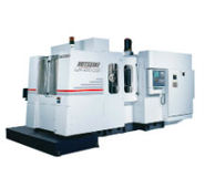 Mitseiki - Litz LH Series CNC HORIZONTAL MACHINING CENTRE