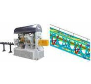FICEP Roller feed punch and shear angle line - A Series