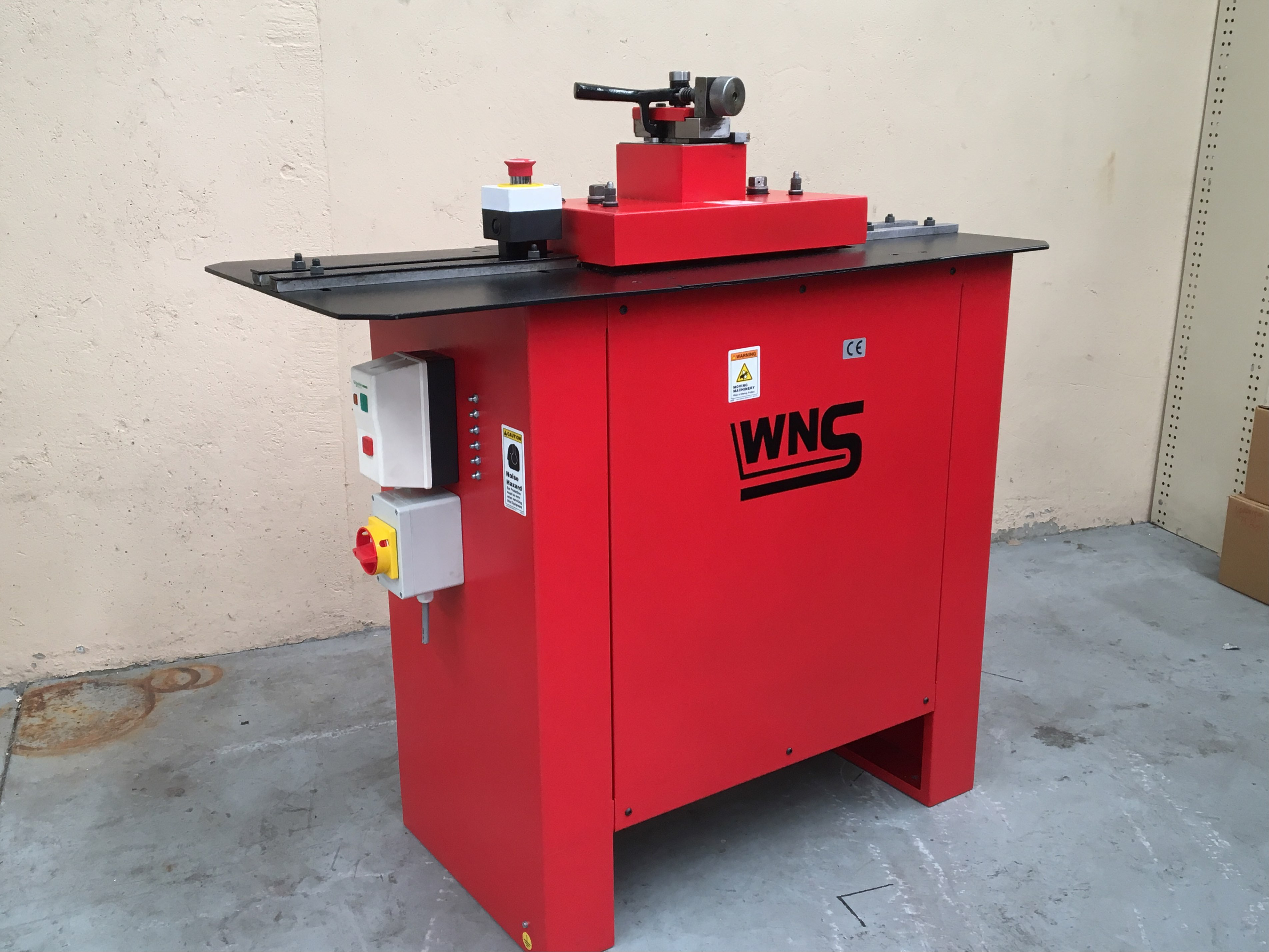 WNS RF20-FA/DS Lockseamer