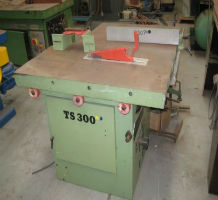 TS300 Saw/Spindle Combination