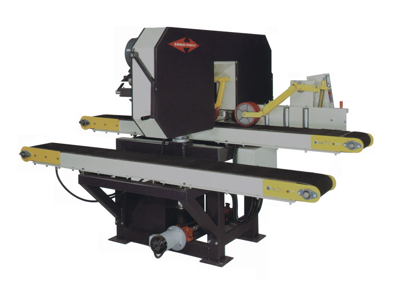 HP-400 Dual Head Band Resaw