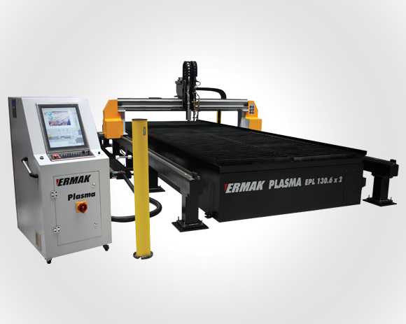 Ermak CNC Plasma Machine
