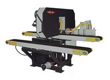 High Point HP-400 Two Head Horizontal Band Resaw