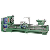 KINGSTON Large Bore Oil Country Lathe