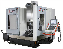 Mitseiki - Litz LU 5 Axis CNC Machining Centre