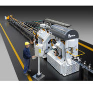 FICEP Punch and shear angle line - HP Series