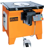TECMOR PFTN Series Combination Cutting and Bending Machine