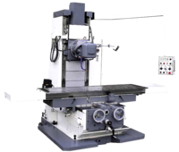 Romac X2100 Heavy Duty Bed-Type Universal Milling Machine