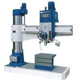 Romac Z30 Series Radial Drilling Machine