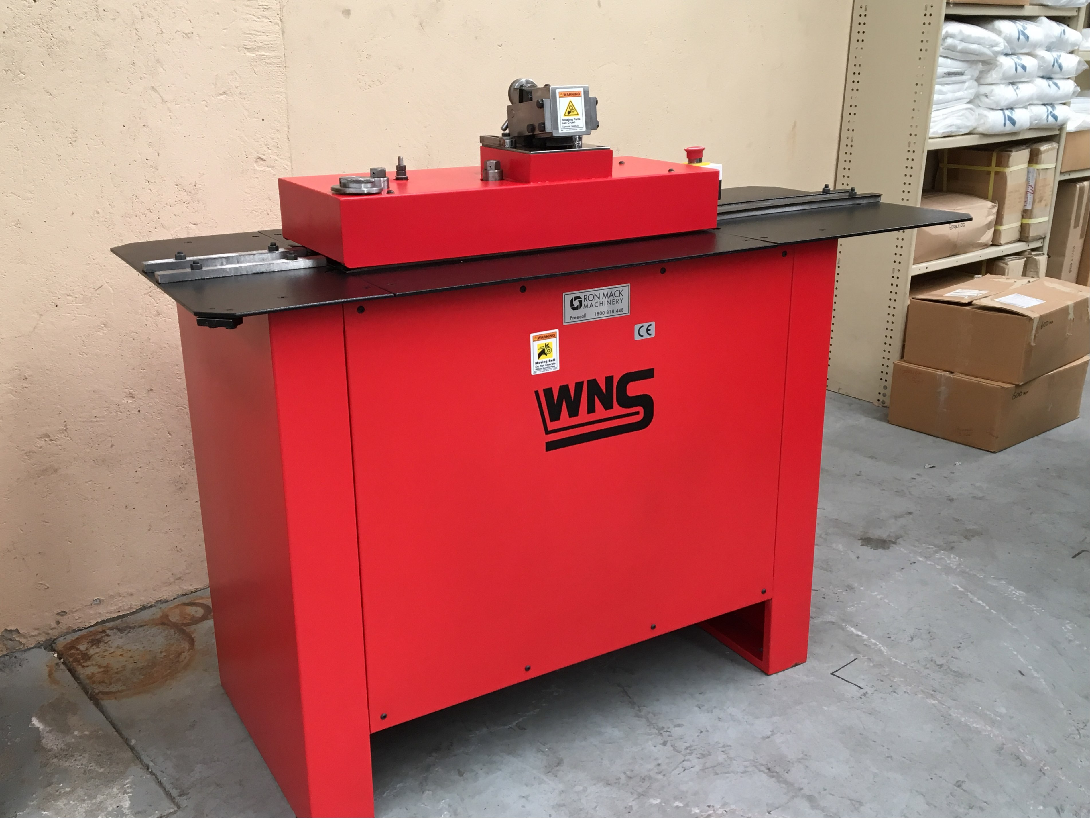 WNS RF16 Lockseamer